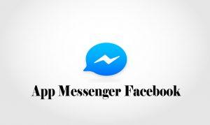 App Messenger Facebook - Facebook Chat