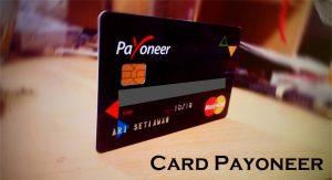 Card Payoneer - Payoneer MasterCard