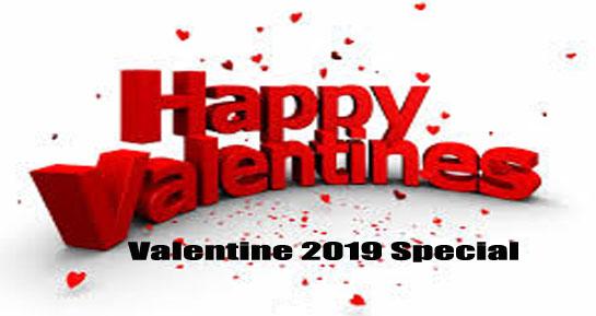 Valentine 2019 Special