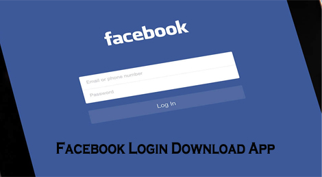 Facebook Login Download App - The Facebook App