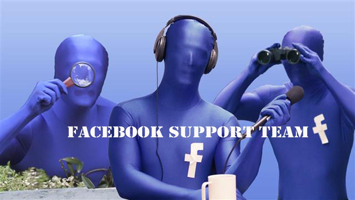 Facebook Support Team - Contact Facebook