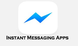 Instant Messaging Apps - Facebook Messenger App