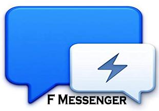 F Messenger - The Facebook Messenger App