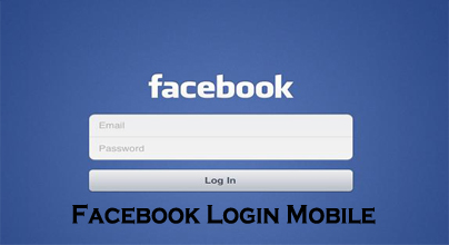 How to Login to Facebook on Mobile