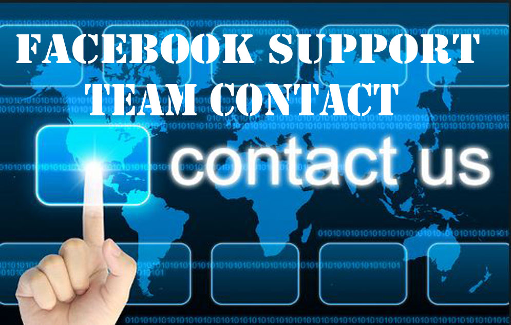 Facebook Support Team Contact - Facebook Contact