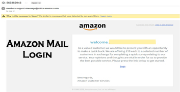 Amazon Mail Login - How to Login to Amazon