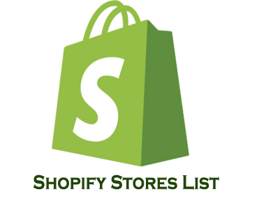 Shopify Stores List - Other Known Shopify Stores