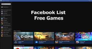 Facebook List Free Games - Facebook Games