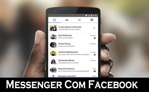 Messenger Com Facebook - What is Facebook