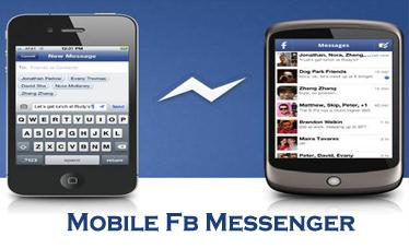 Mobile Fb Messenger - Messenger app
