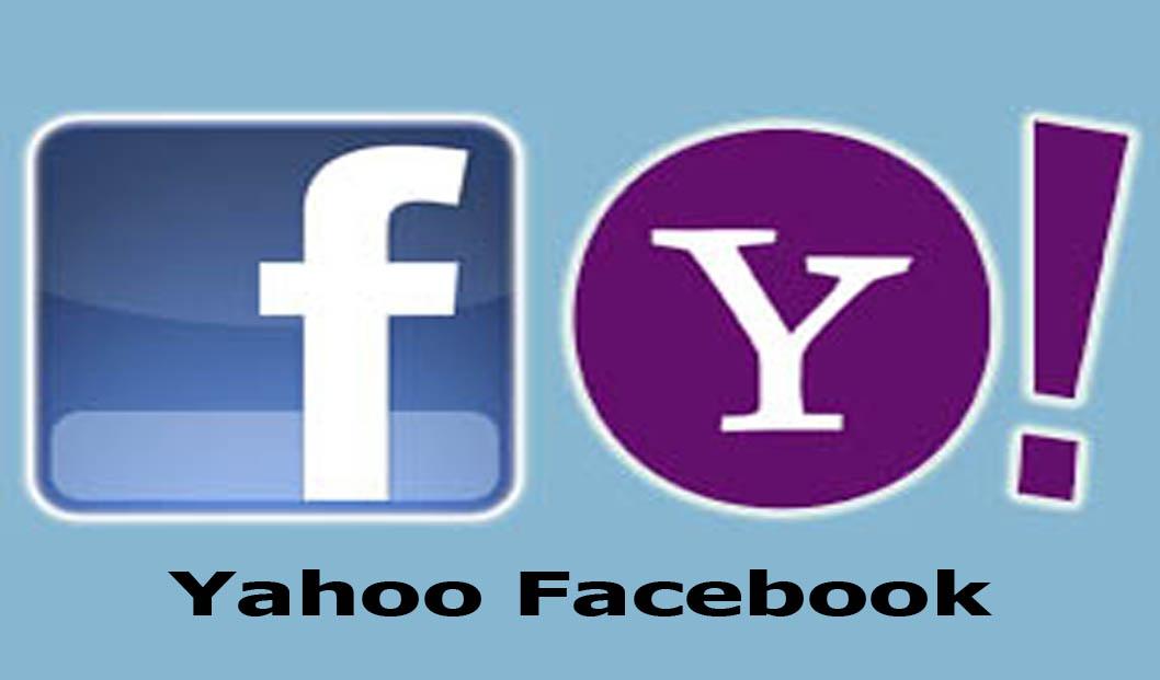 Yahoo Facebook - Log In to Your Yahoo Account
