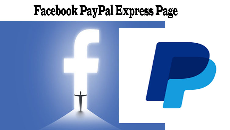 Facebook PayPal Express Page - PayPal Login