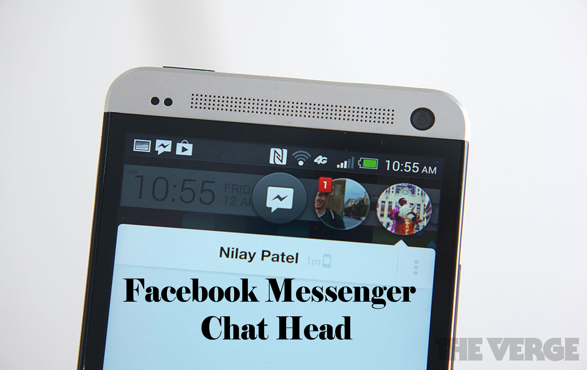 Facebook Messenger Chat Head