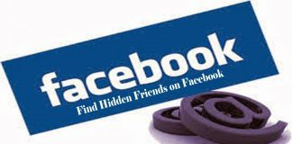 Find Hidden Friends on Facebook - Facebook Friends