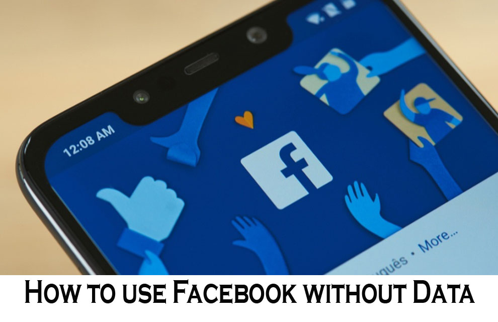 How to use Facebook without Data