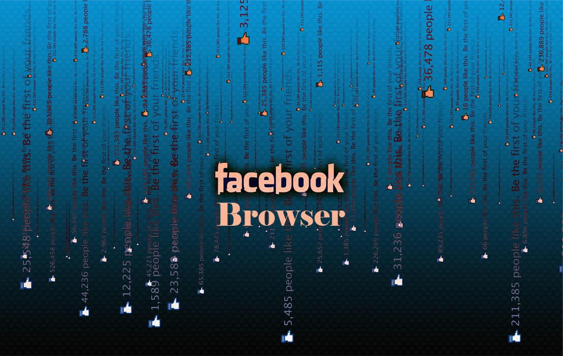 Facebook Browser - The Facebook App