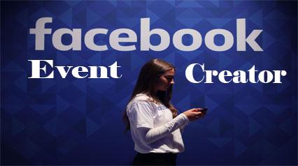 Facebook Event Creator - Facebook Events