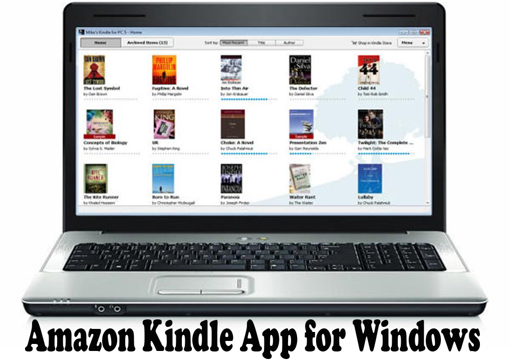 Amazon Kindle App for Windows - Kindle App for PC | Read