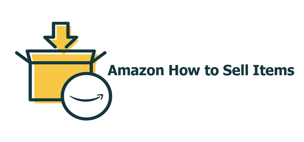 how to sell items on amazon