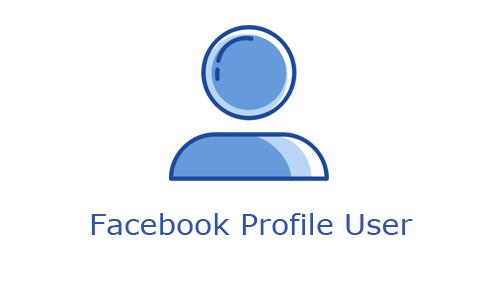Facebook Profile User