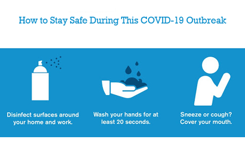 How to Stay Safe During This COVID-19 Outbreak