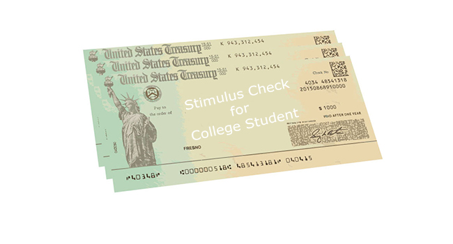 Stimulus Check for College Student: Why Don't College ...