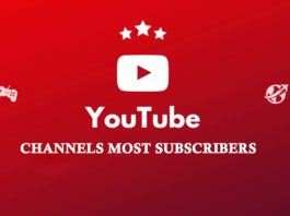 Youtube Channels Most Subscribers