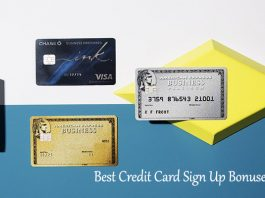 Best Credit Card Sign Up Bonuses