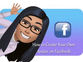 How to Create Your Own Avatar on Facebook
